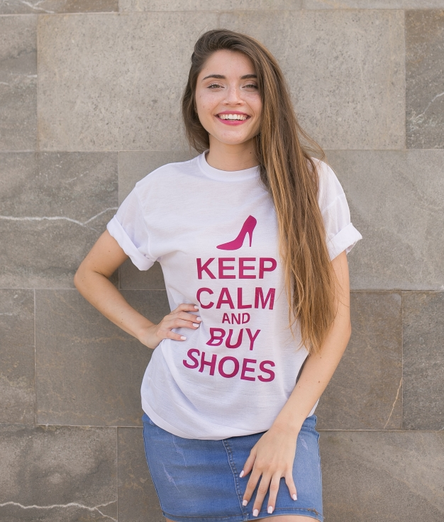 Camicia Buy Shoes - Bianco