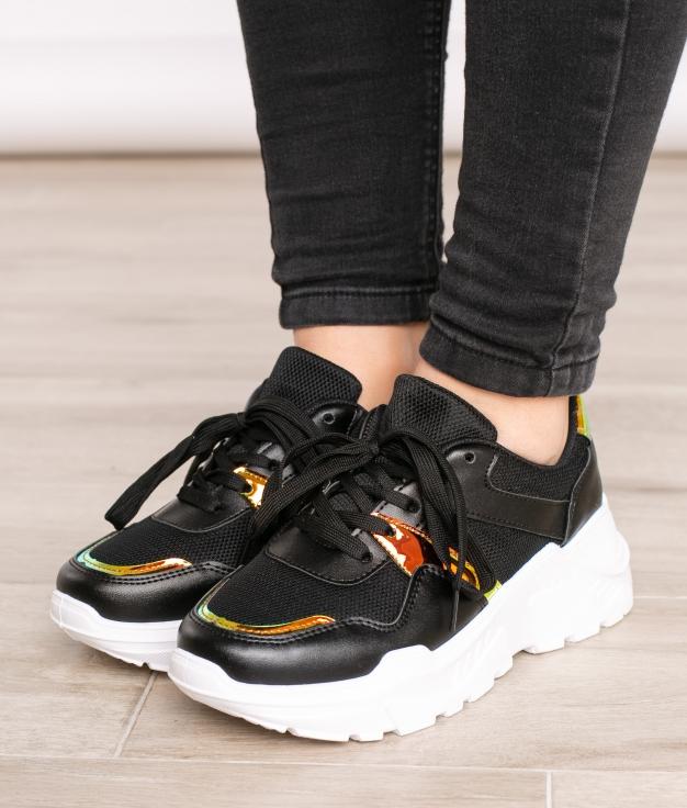 Sneakers Tulia - Nero