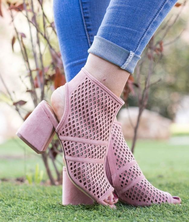 Sandalo Flien - Rosa