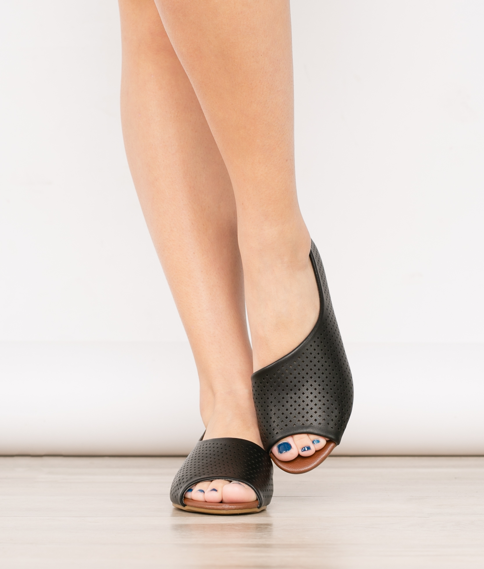 Slippers Yolanda - Black