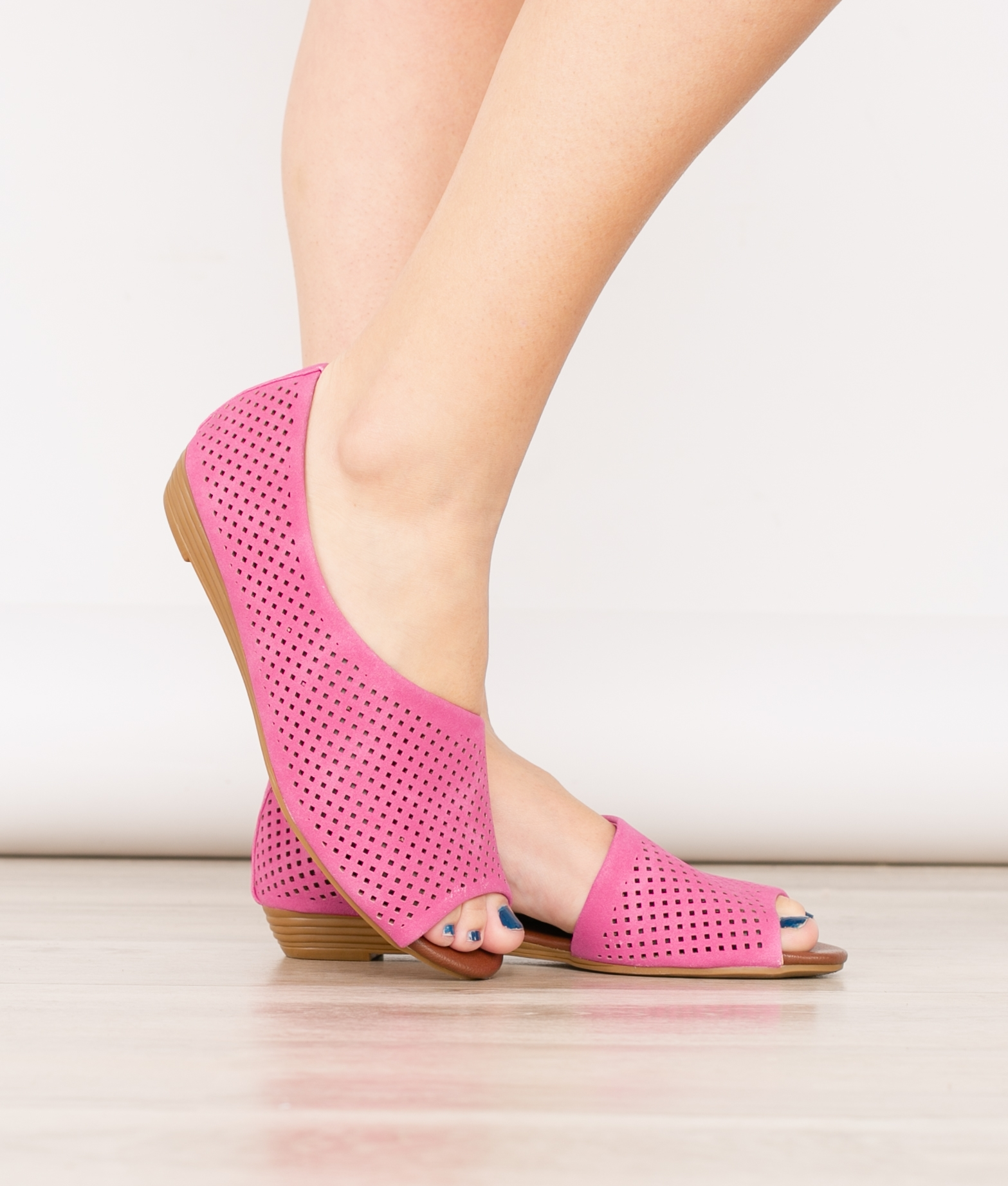 Slippers Sindel - Yellow