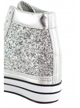 Sneakers Chicago - Plata