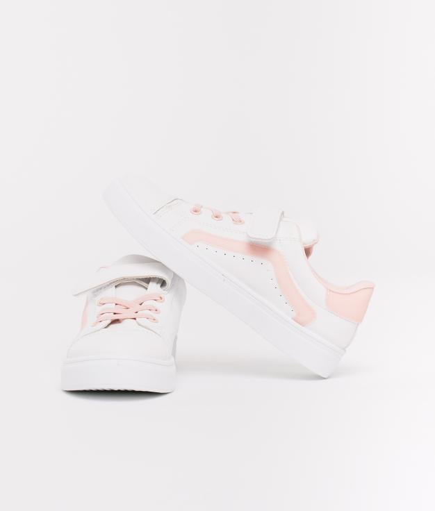 Sneakers Elsa Ragazza - Rosa