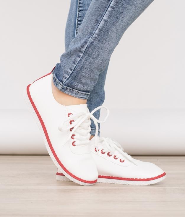Sneakers Martis - Rouge