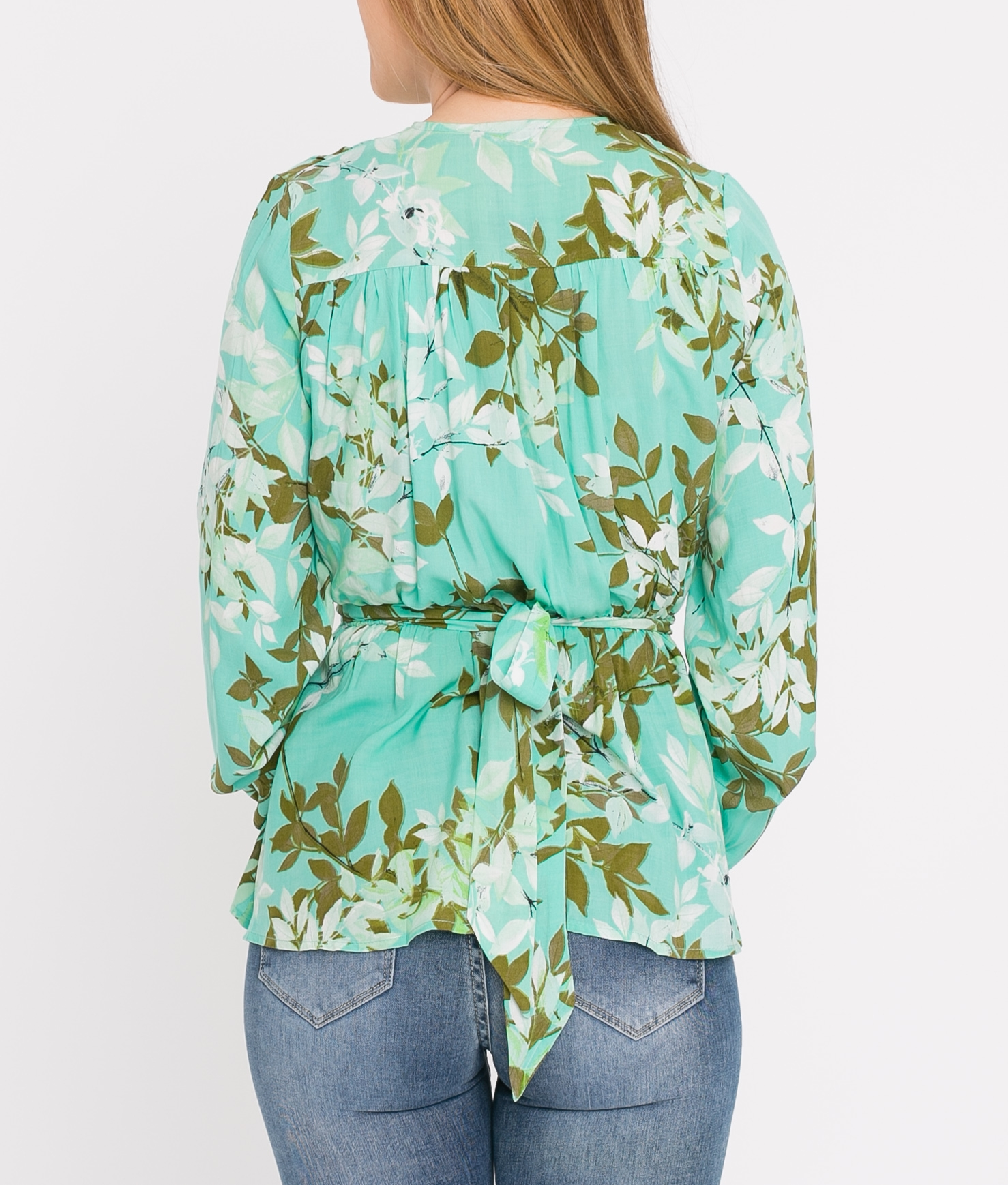 Blusa Niami - Verde