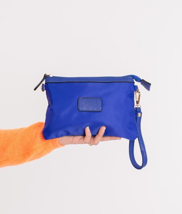 Bandoulière Royal - Bleu Klein