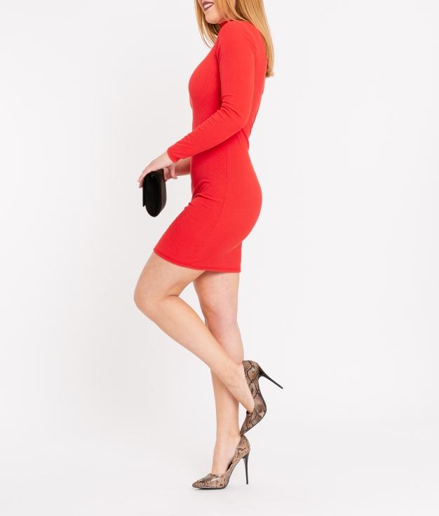 Vestido Vasum - Vermelho