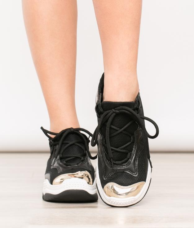 Sneakers Sinia - Negro