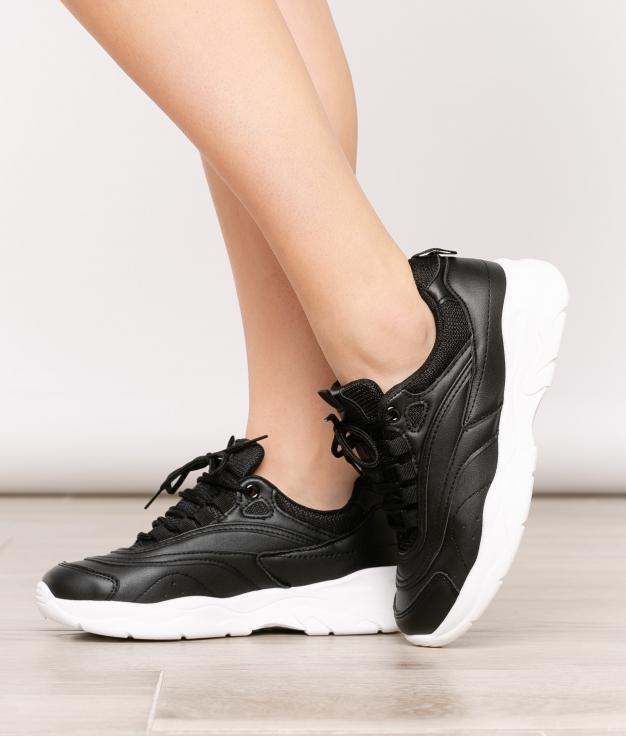 Sneakers Aremis - Preto