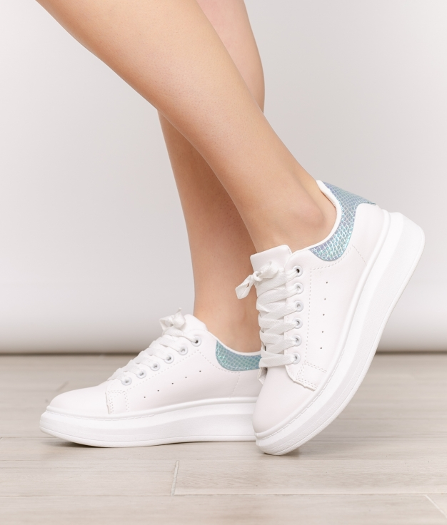 Sneakers Yune - Serpiente