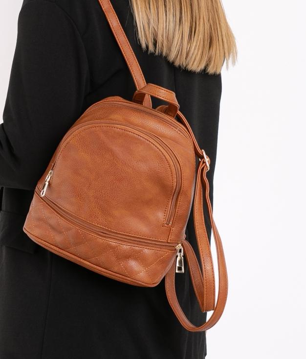 Backpack Tomis - Camel
