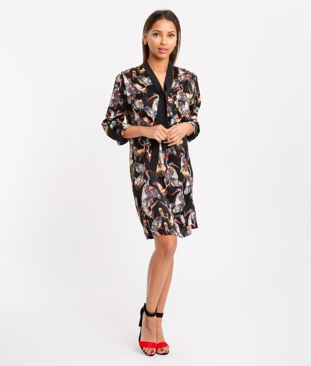 Dress Belisa - Black
