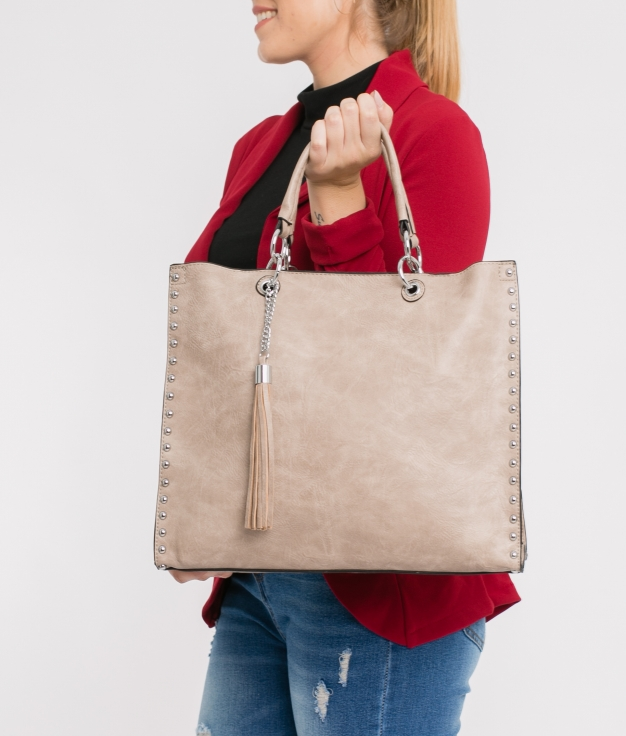Bolso Yeda - Taupe