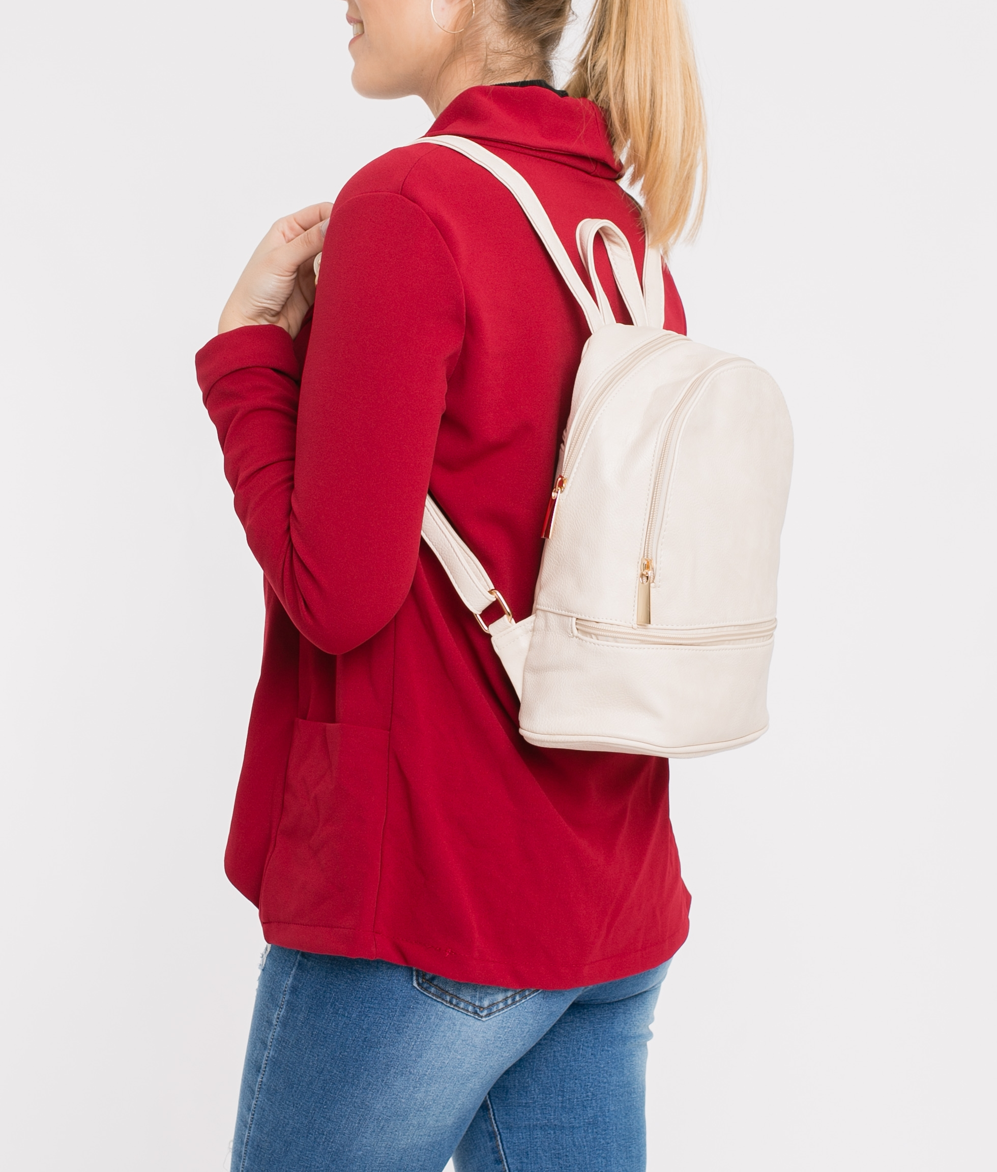 Backpack Zuria - Pink