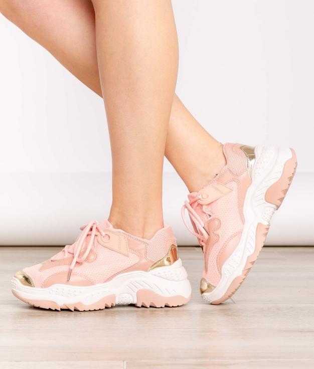 Sneakers Sinia - Rosa