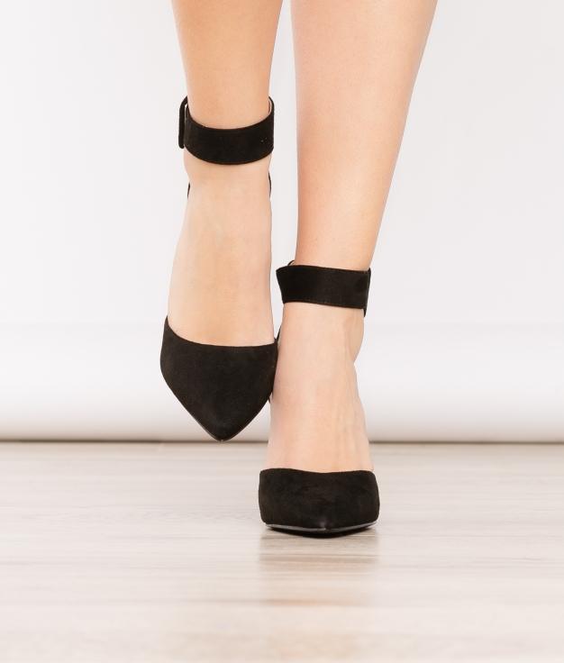 Zapato de Tacón West - Negro