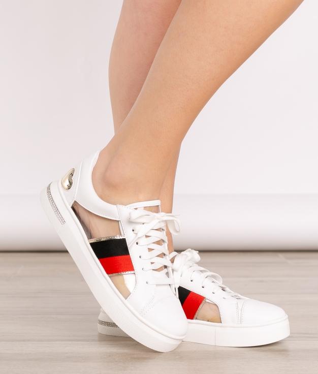 Sneakers Yenda - Blanc