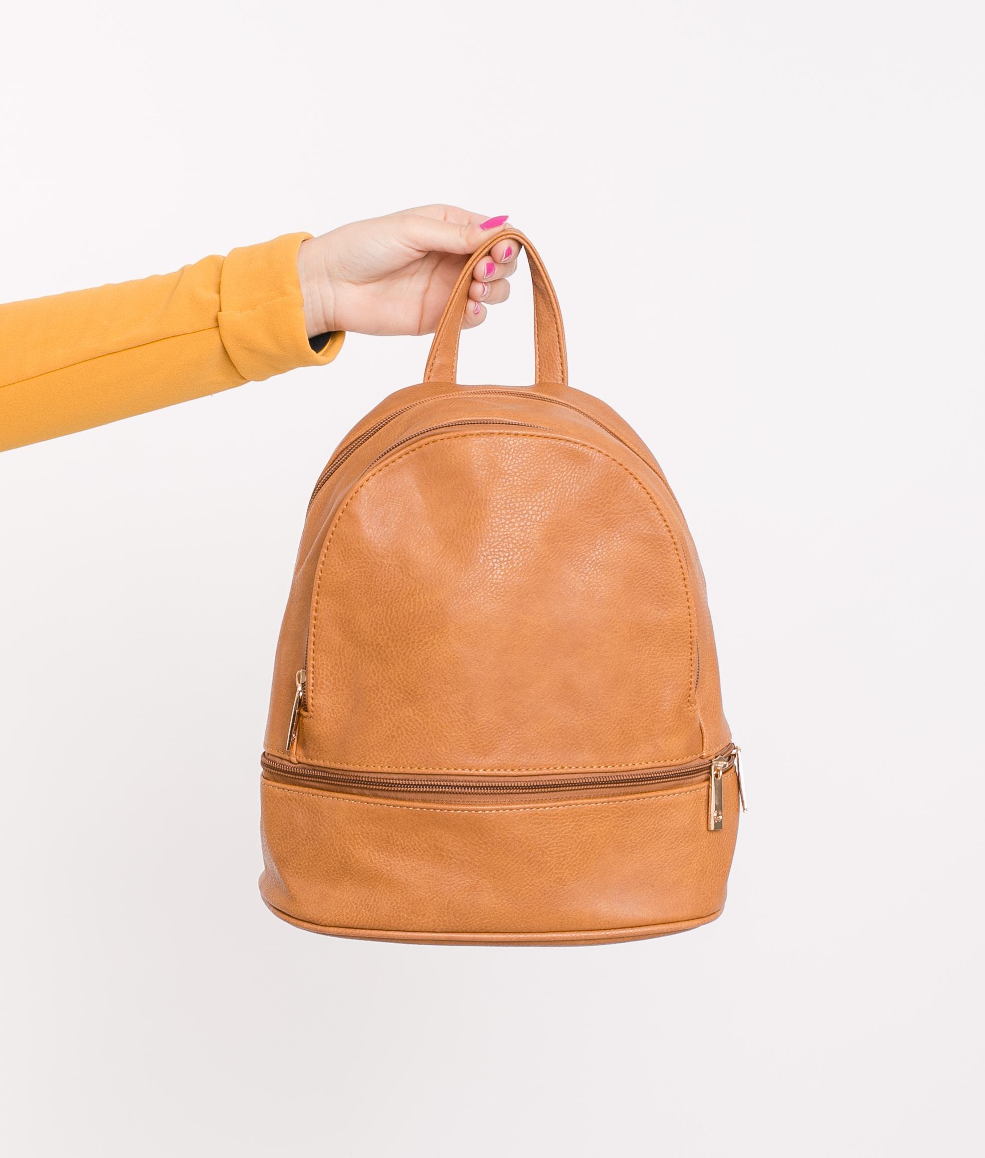 Backpack Zuria - Beige