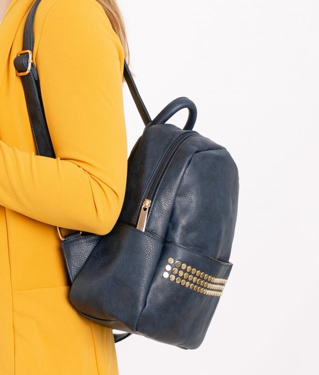 Backpack Zulaida - Navy Blue