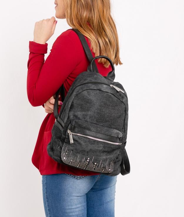 Backpack Alazne - Black