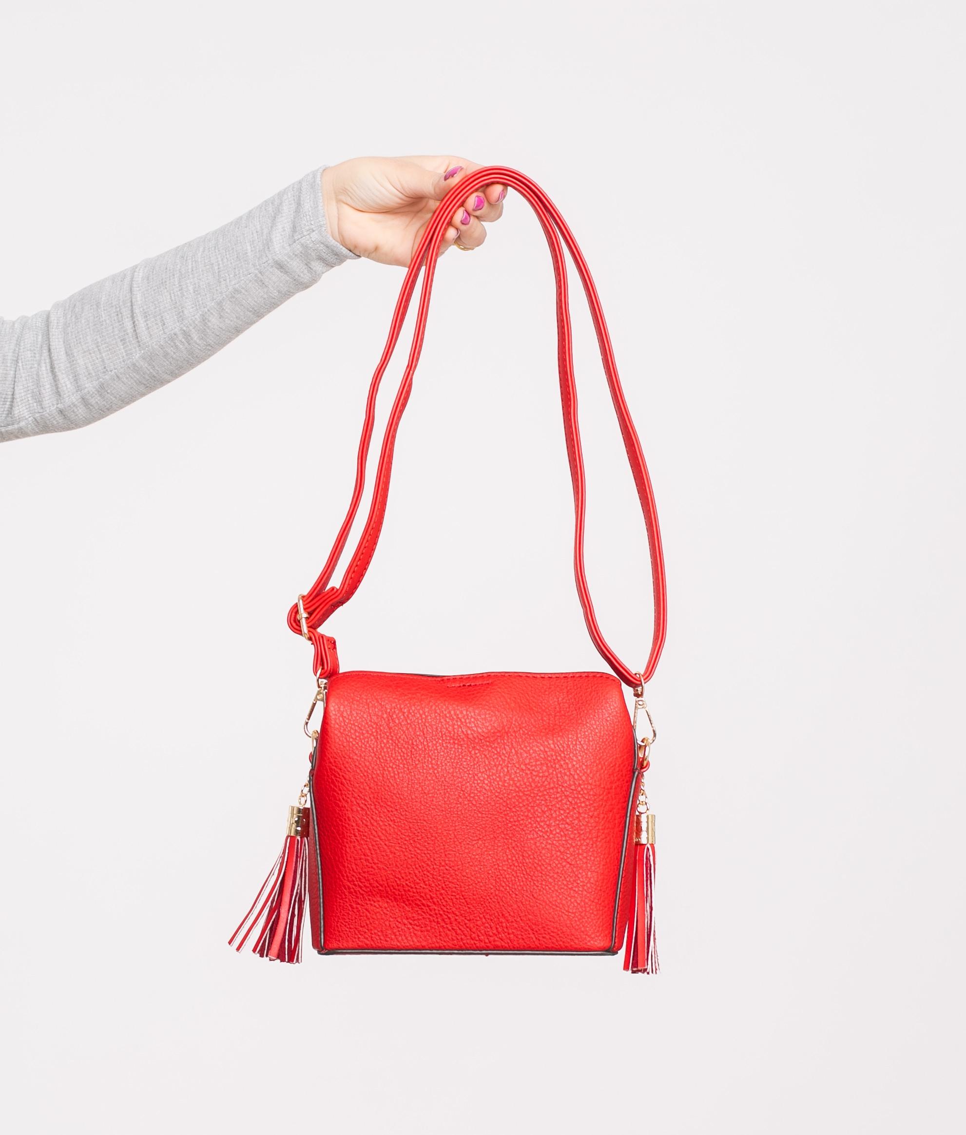 Shoulder Strap Mizuki - Red