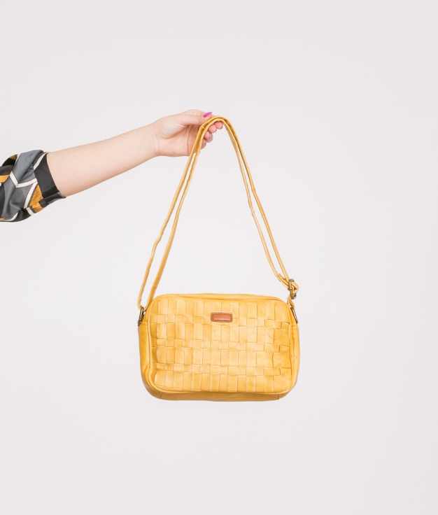 Shoulder Strap Marisol - Yellow