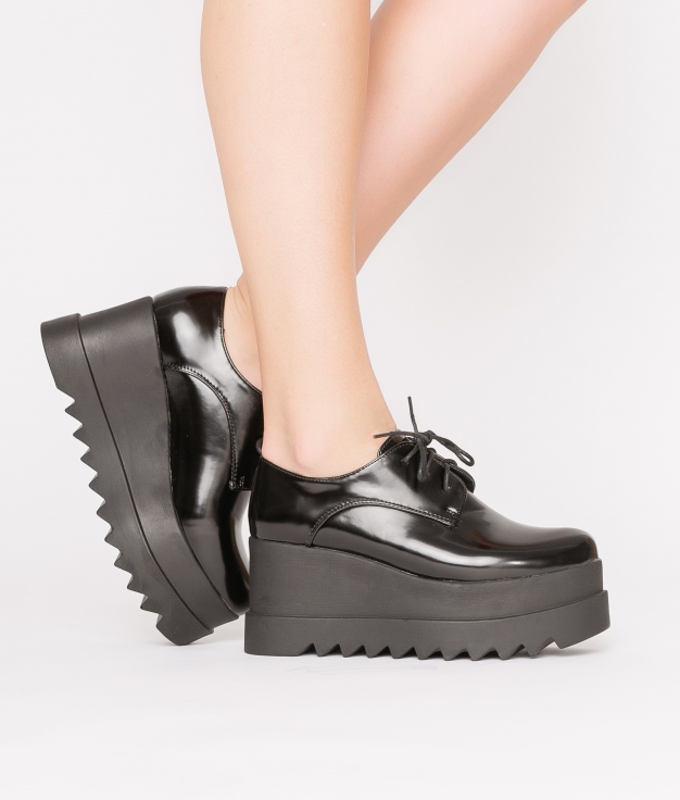 Zapato Zanzíbar - Negro