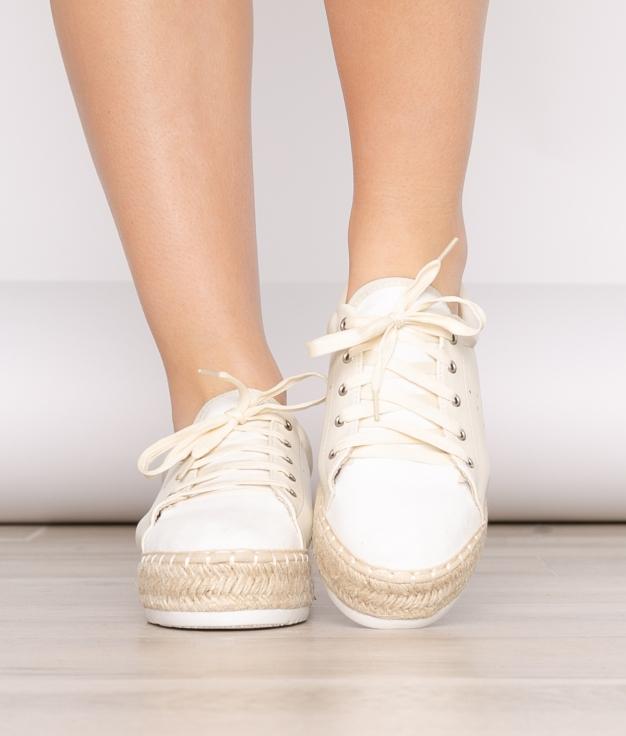 Sneakers Miya - Blanc