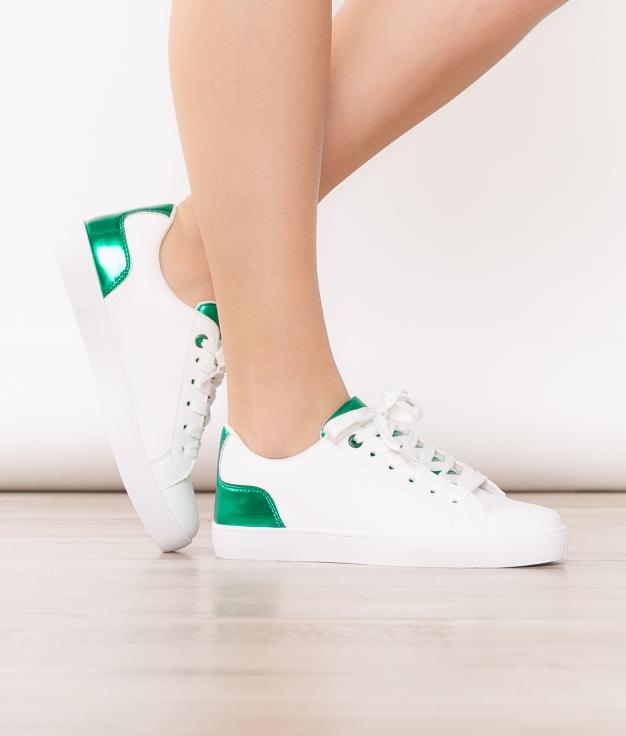 Sneakers Yela- Vert