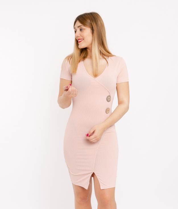 Dress Jordi - Pink