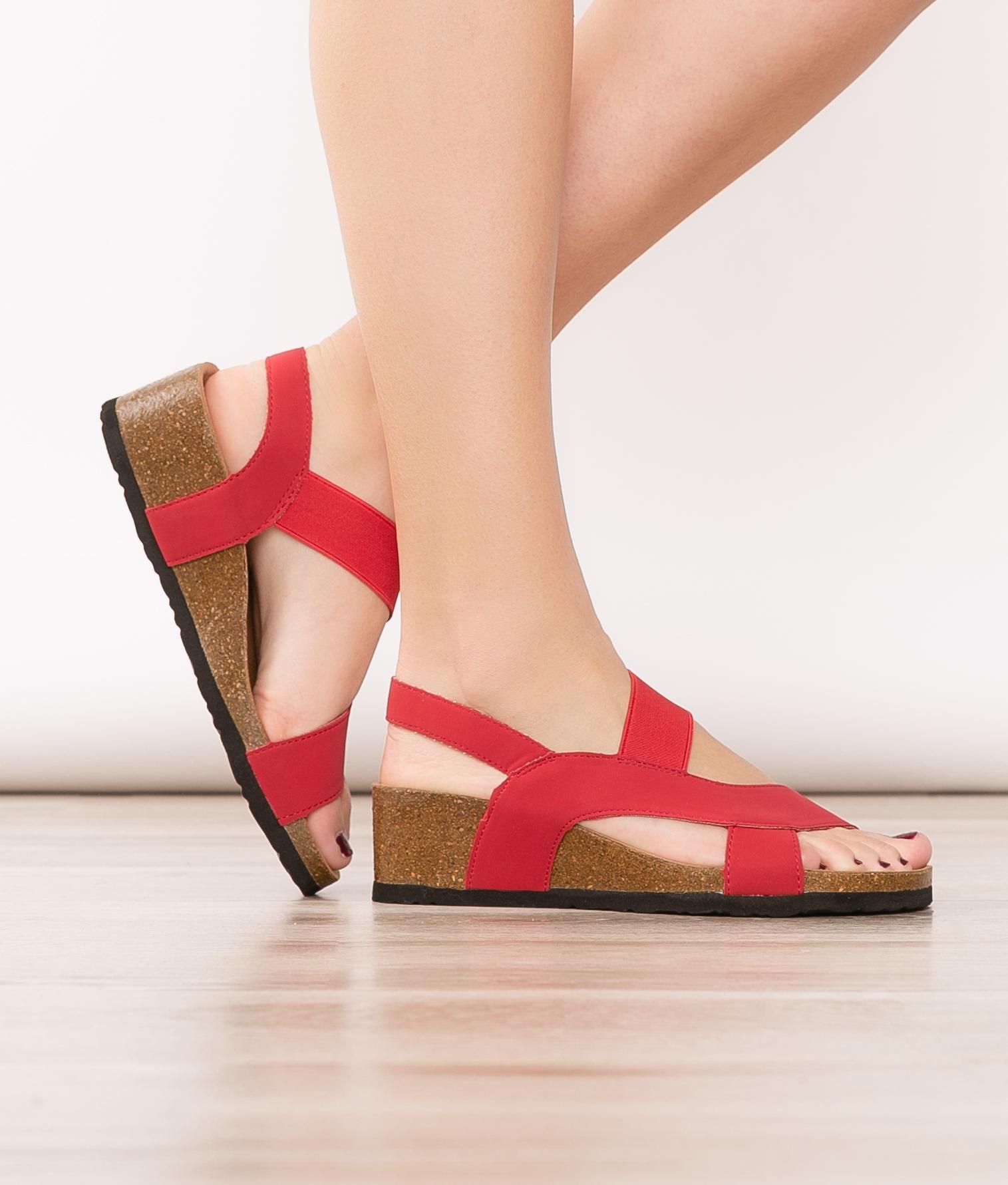 Sandal Luka - Red