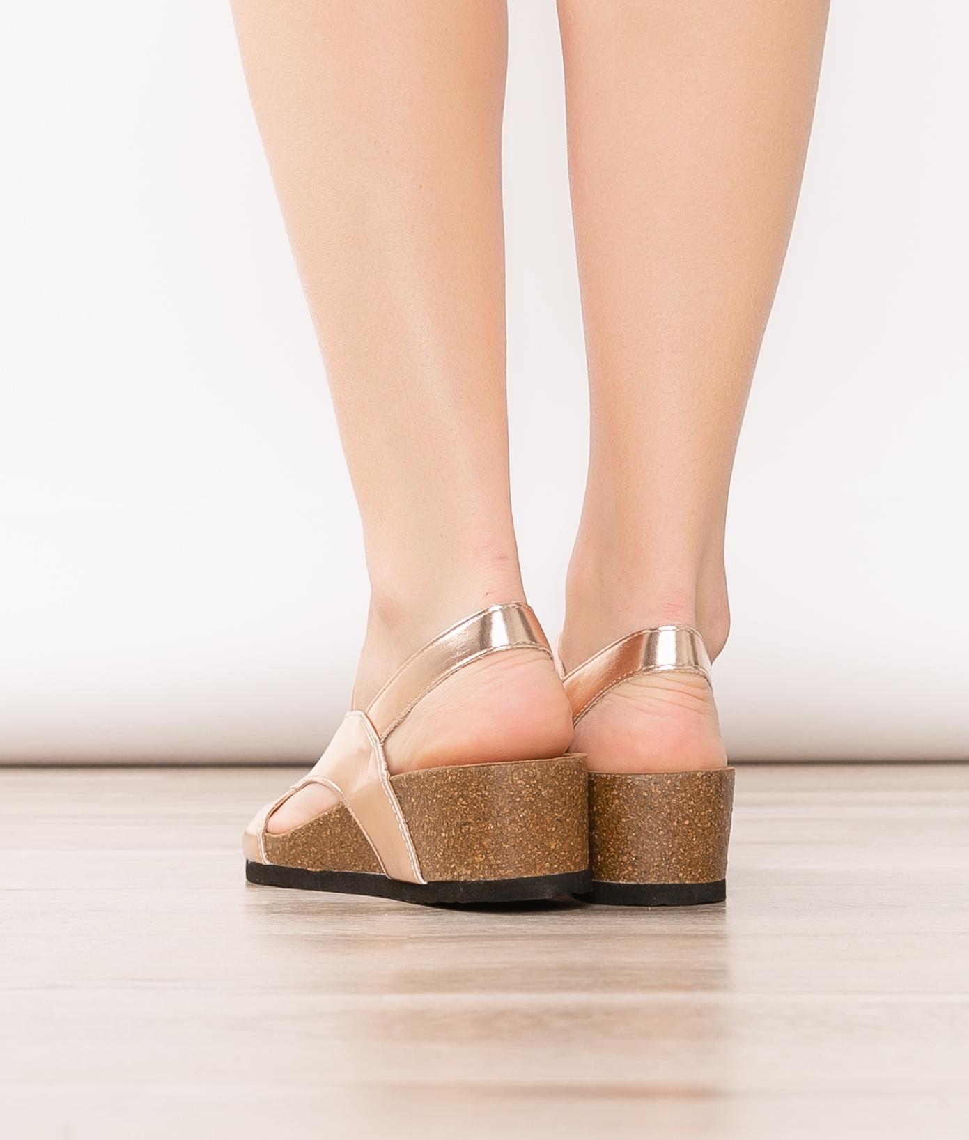 Sandale Luka - Bleu Marino