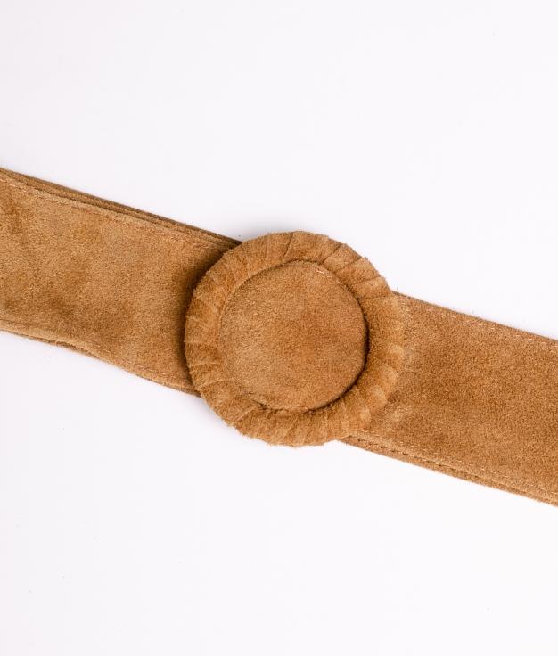 Cinturón Norris - Camelo