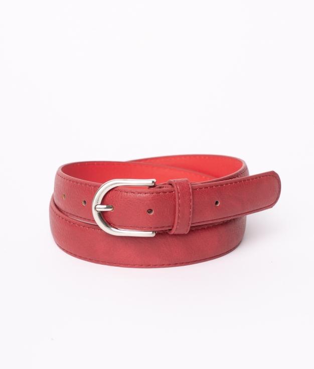 Cinturón Sia - vermelho