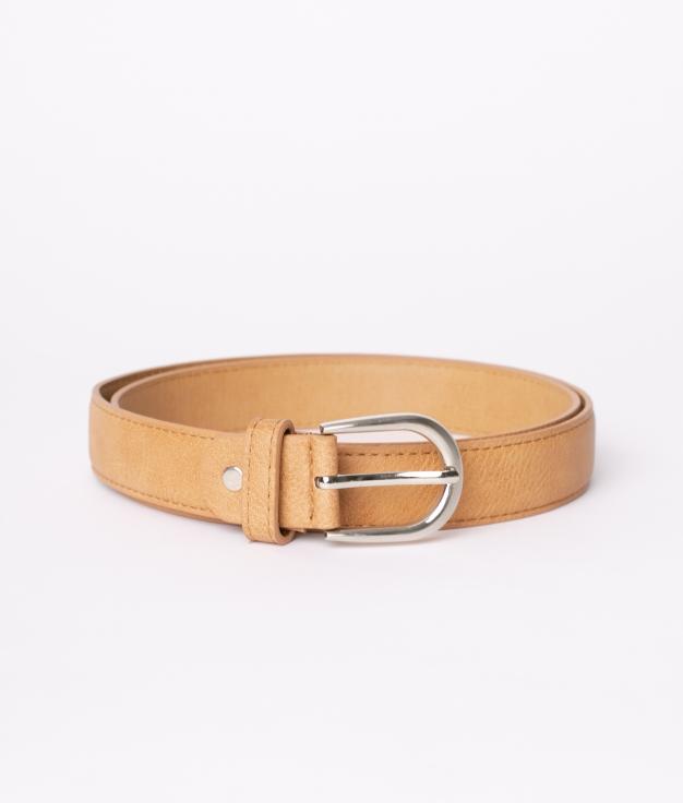 Cinturón Sia - Camelo