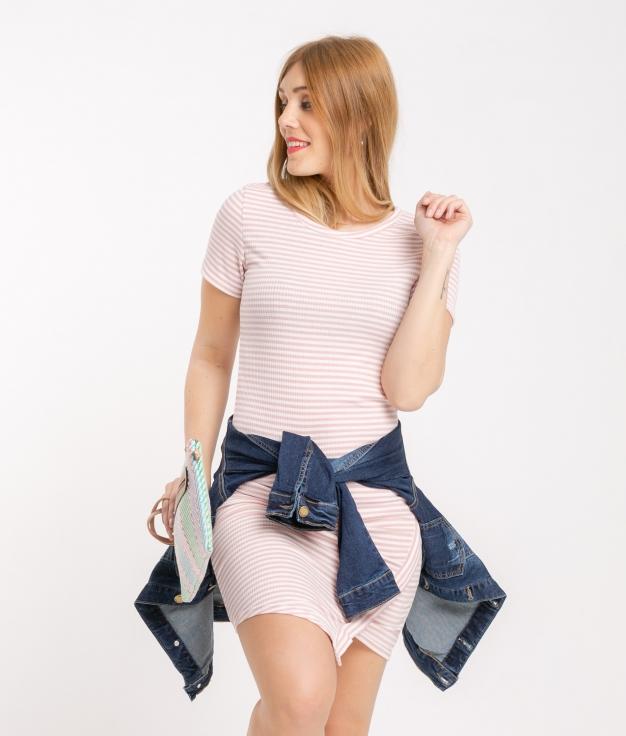 Dress Lozano - Pink