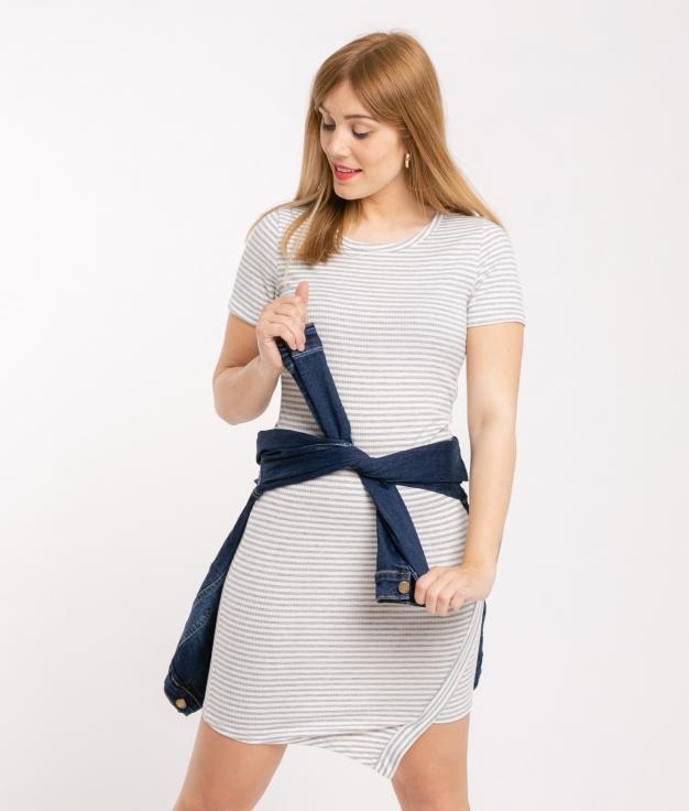 Dress Lozano - grey