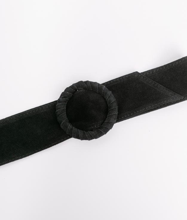 Cinturón Norris - Nero