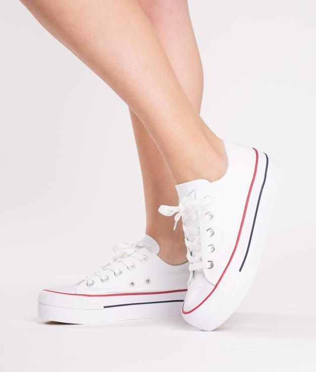 Sneakers Madu - Bianco