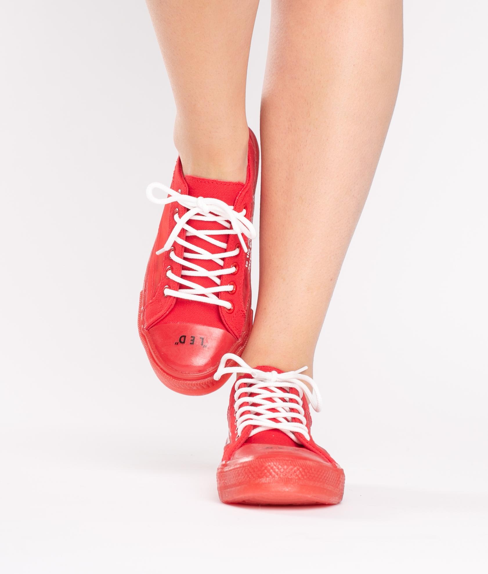 Sneakers Led - Preto