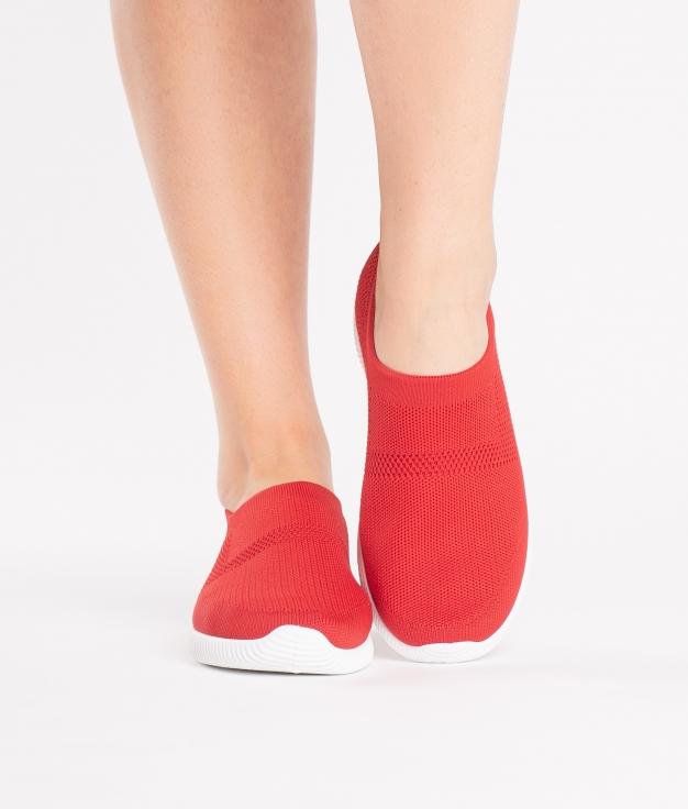 Sneakers Teyi- Rouge
