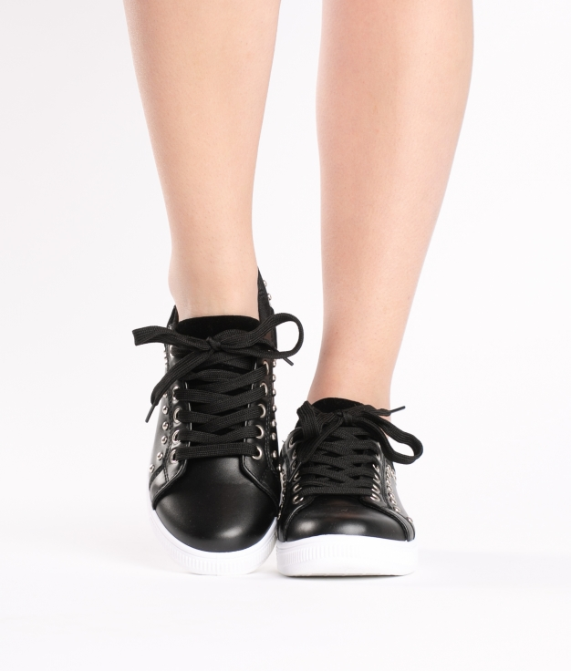 Sneakers Goal - Negro