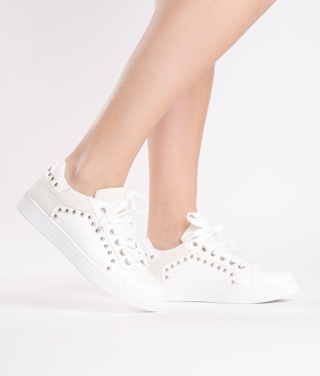 Sneakers Goal - Blanco