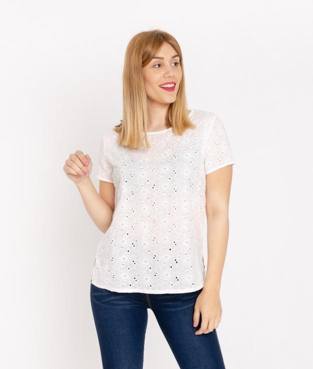 Shirt Frida - White
