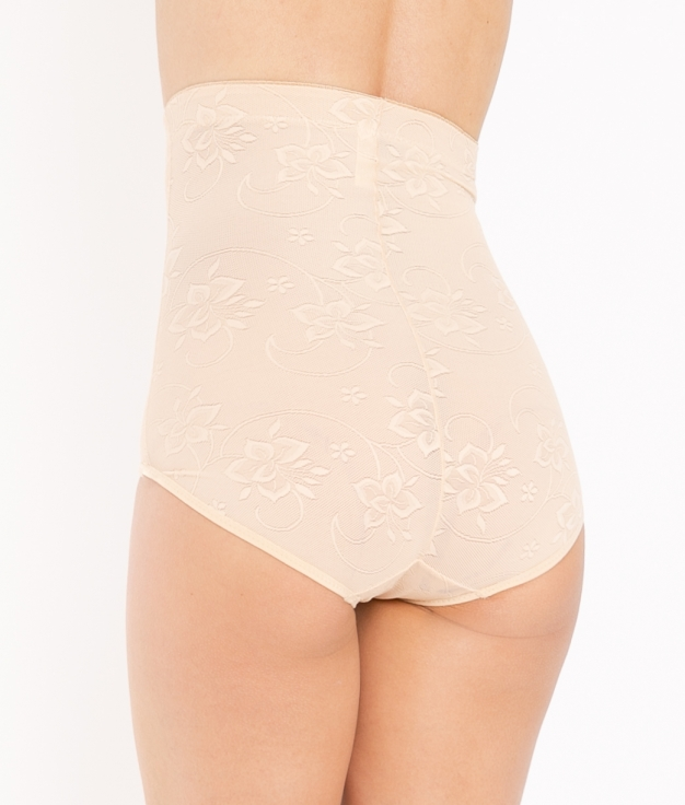 High Girdle Reductive Lia - Beige