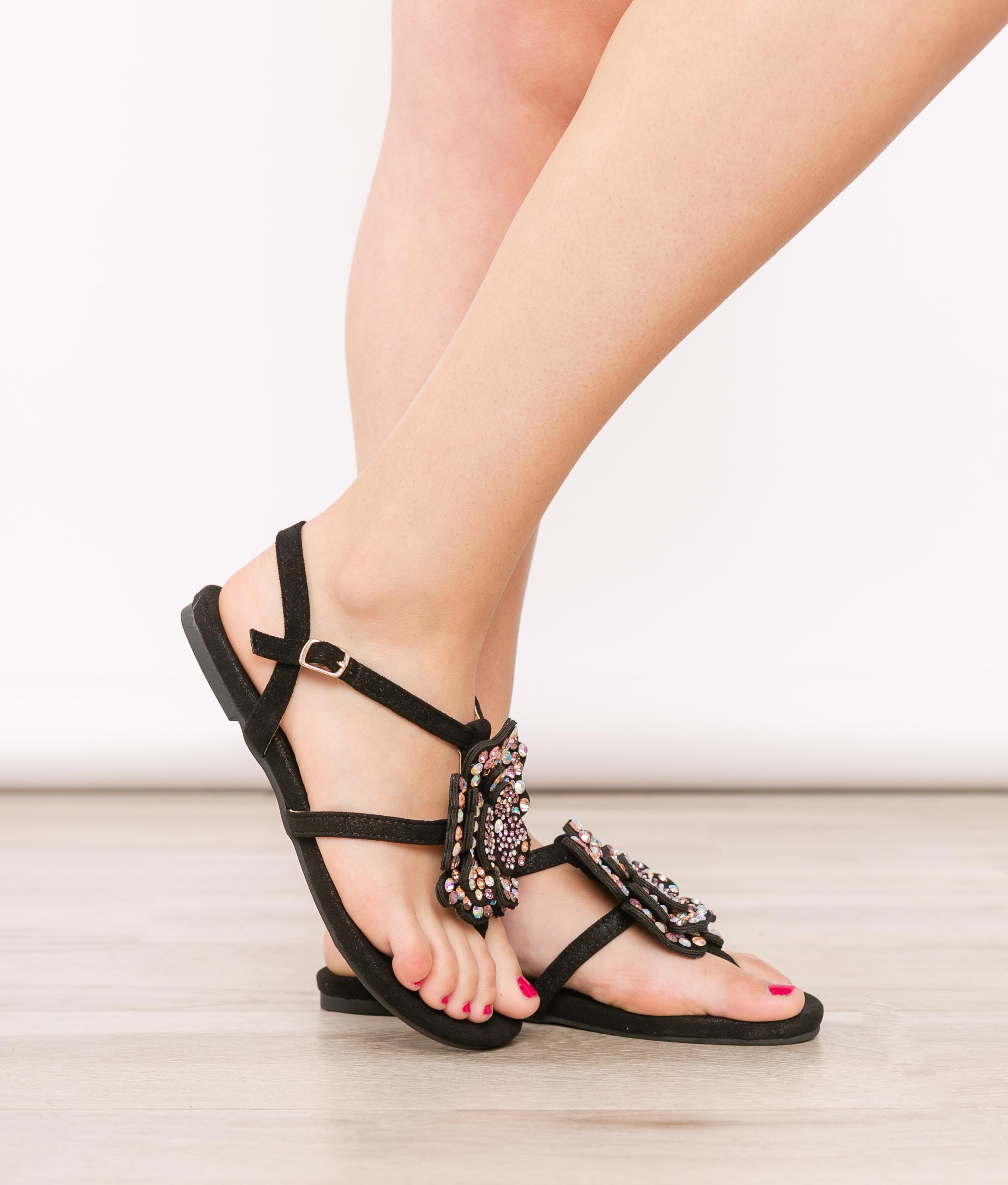 Sandalo Fiorel - Oro