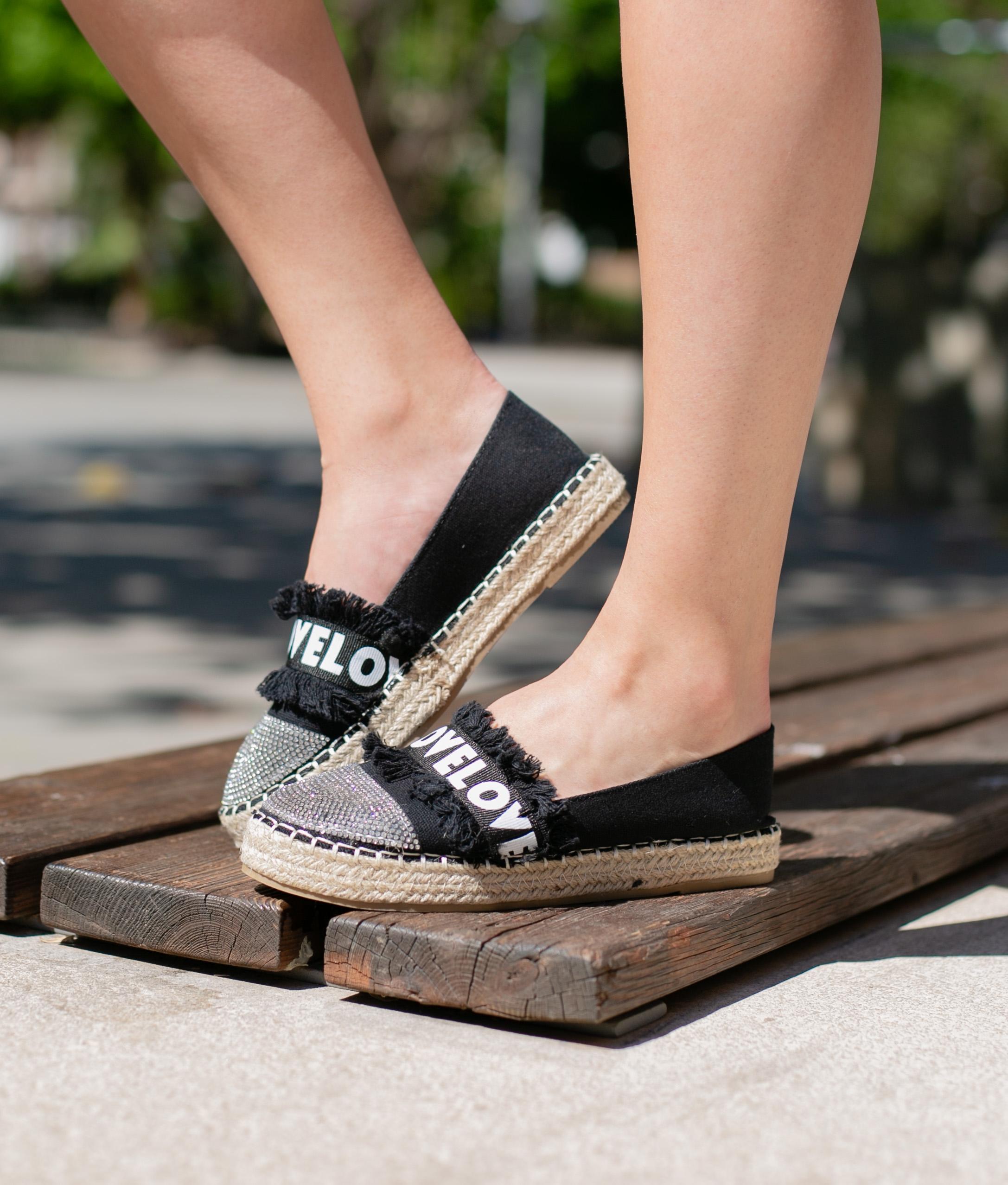 Zapato Adriano - Negro