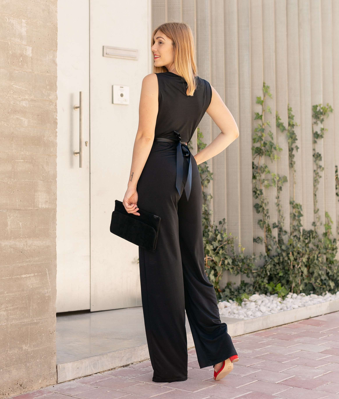 Jumpsuit Cora - Black