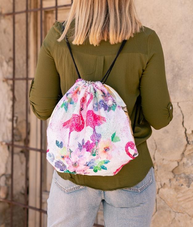 Backpack Licorne - Golden