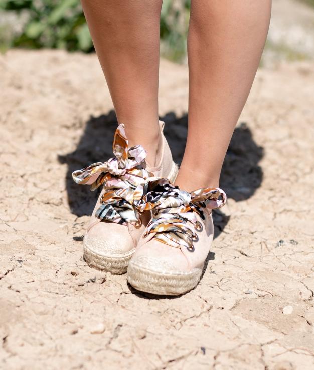 Sneakers Sinka - Champanha